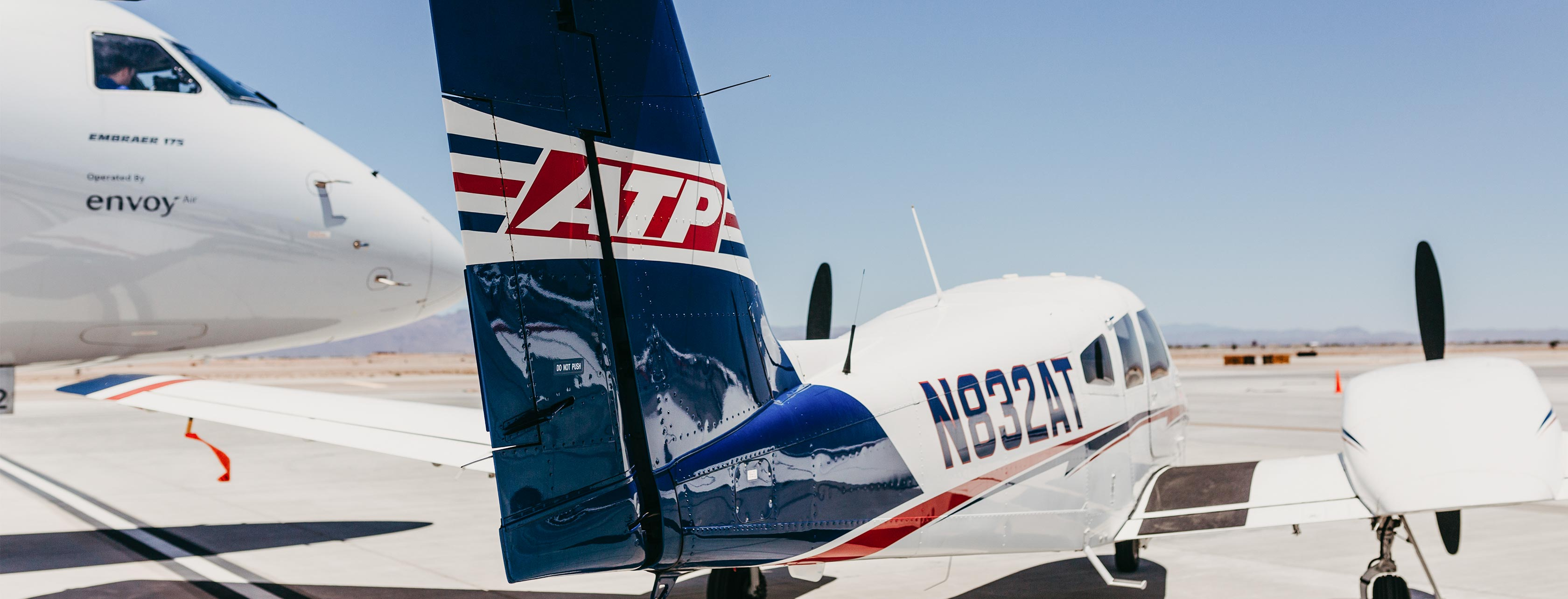 Airline Partnerships at ATP Flight School