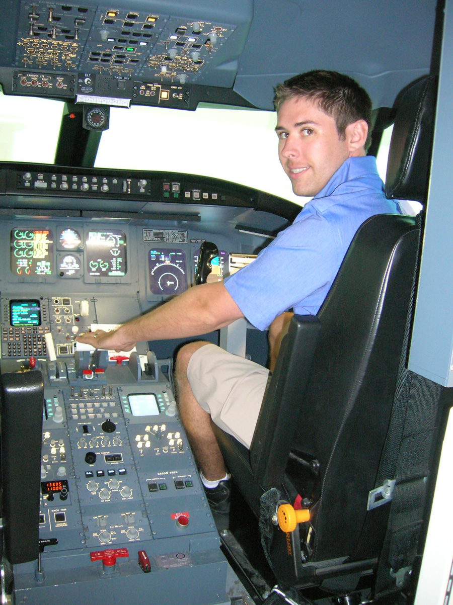 Airline Pilots Hired by PSA Airlines in 2011 / ATP Flight School