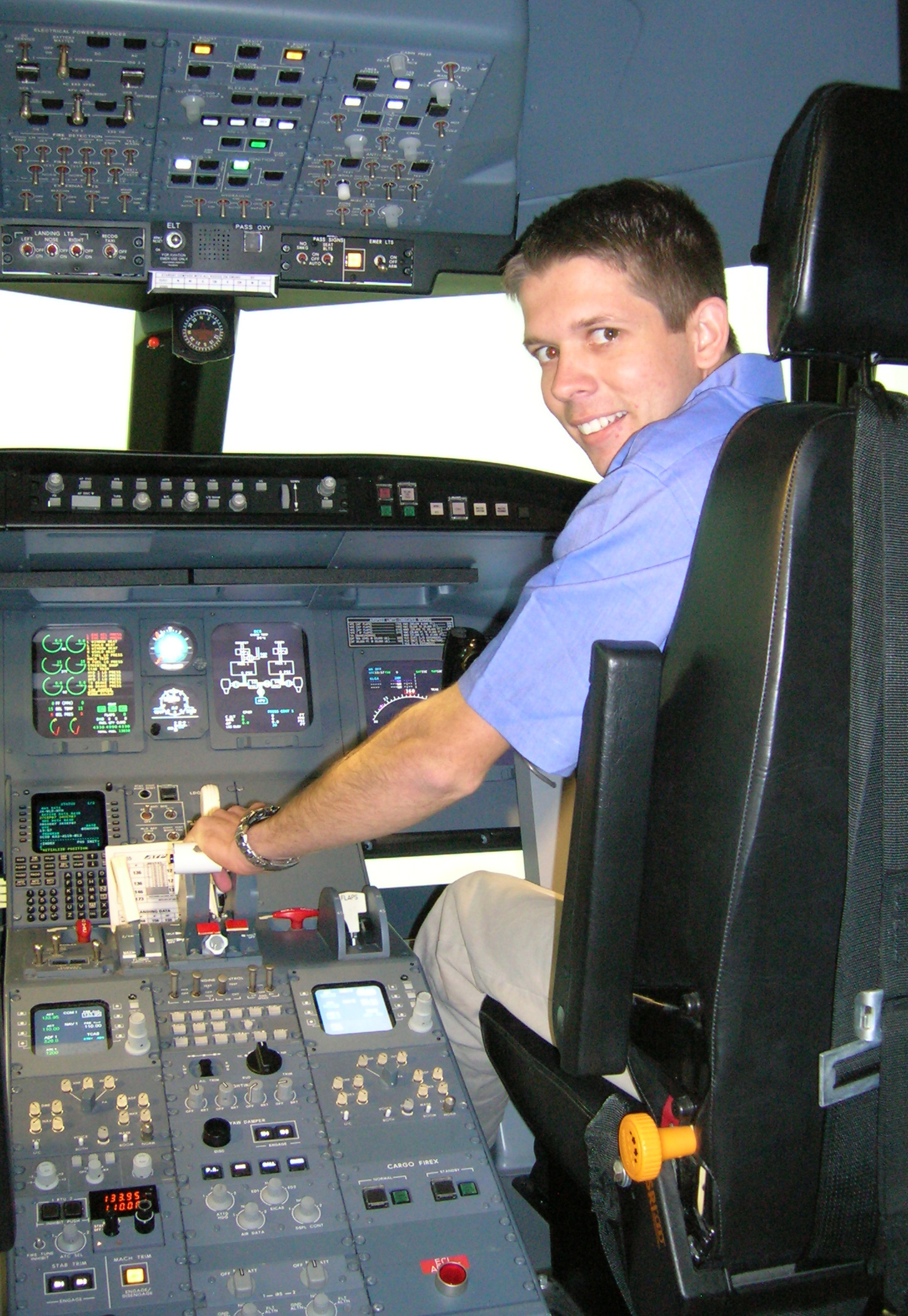 Airline Pilots Hired in 2015 / ATP Flight School